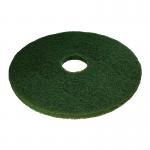 Скотч-Брайт зеленый, круглый, D 410 mm