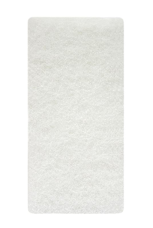 Скотч-Брайт белый 120*250 мм