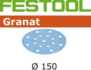 Шлифовальные круги Granat D 150, для обработки жестких оснований, пластмасс, материалов на минеральной основе, акрила.