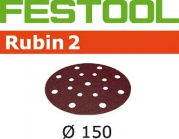 Шлифовальные круги Rubin D150, для древесных материалов