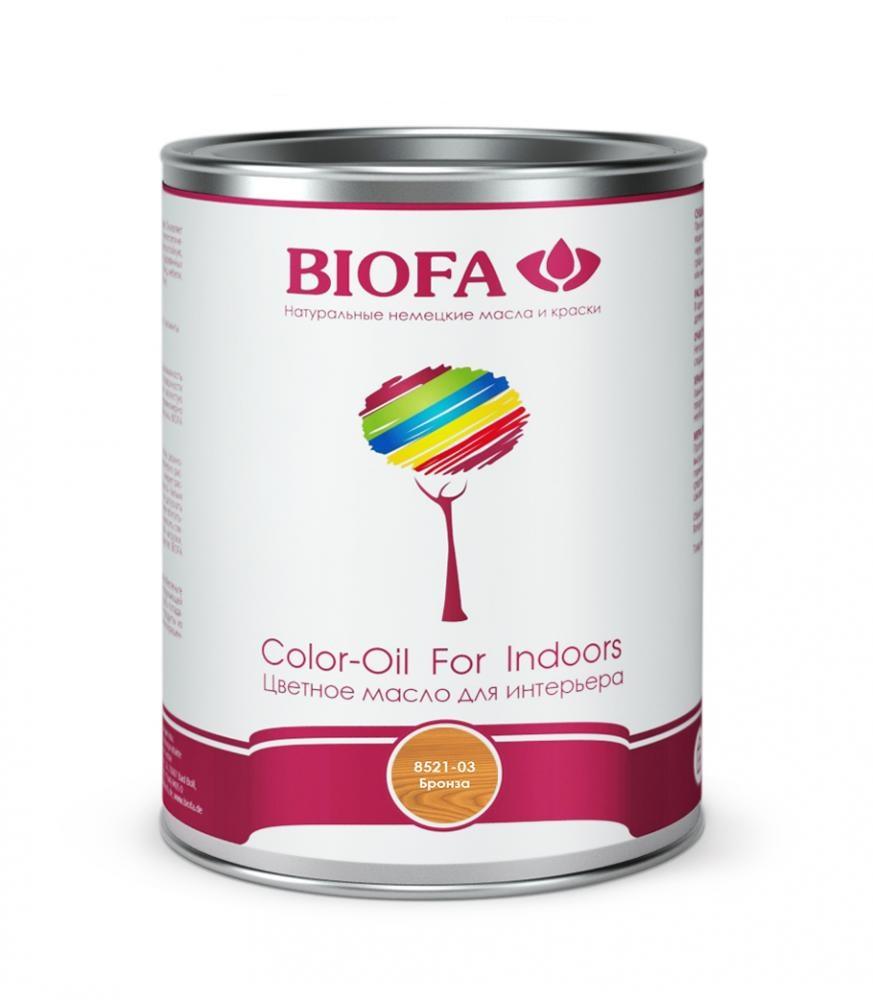 8521-03 Цветное масло для интерьера. Бронза