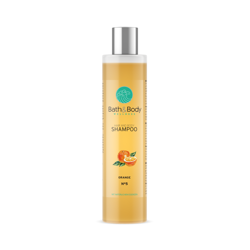 Шампунь для волос и тела Bath&Body Orange 150 мл