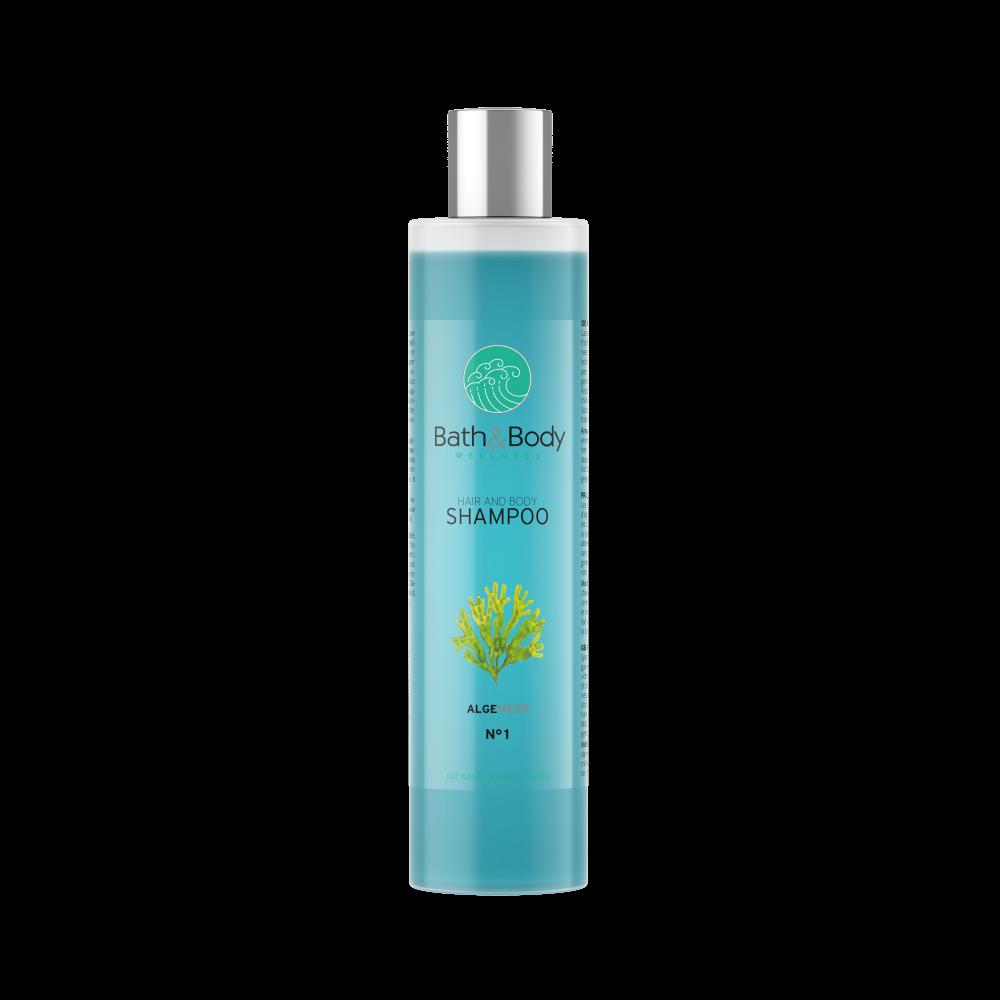 Шампунь для волос и тела Bath&Body Alguemeer 150 мл