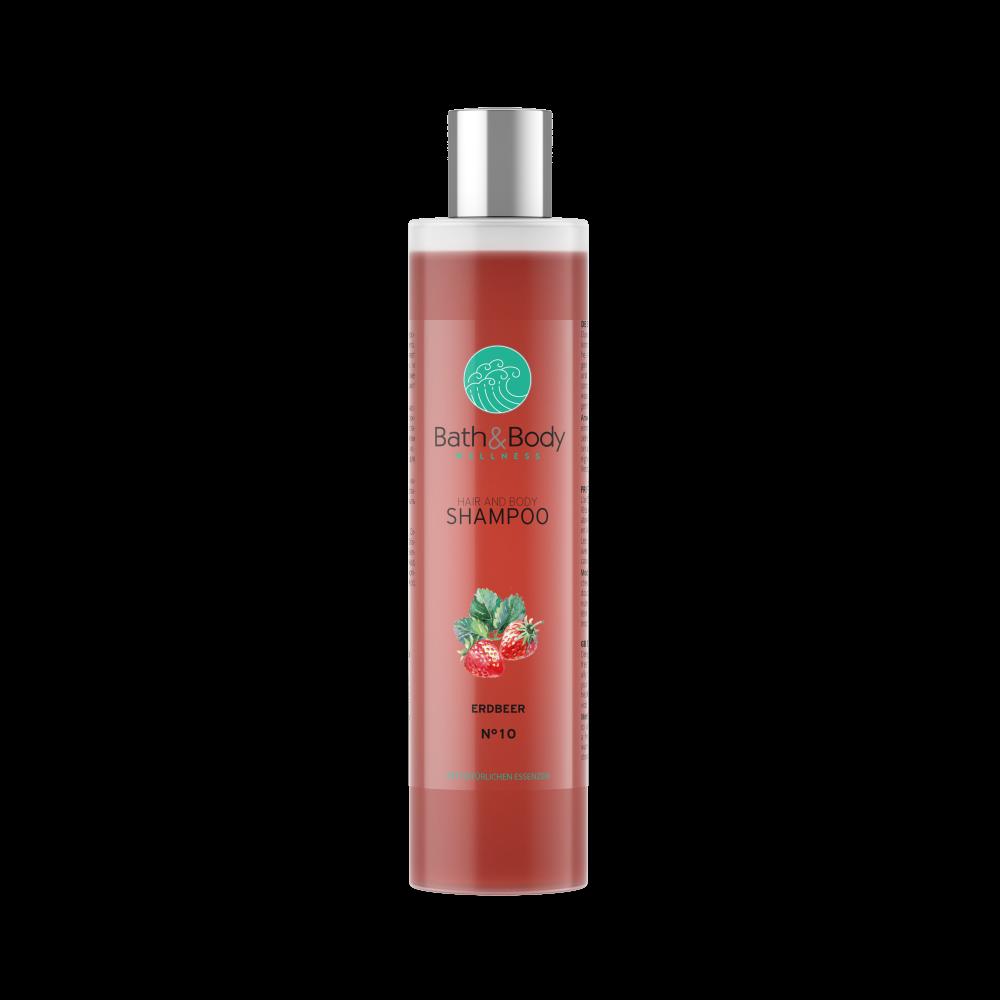 Шампунь для волос и тела Bath&Body Erdbeer 250 мл