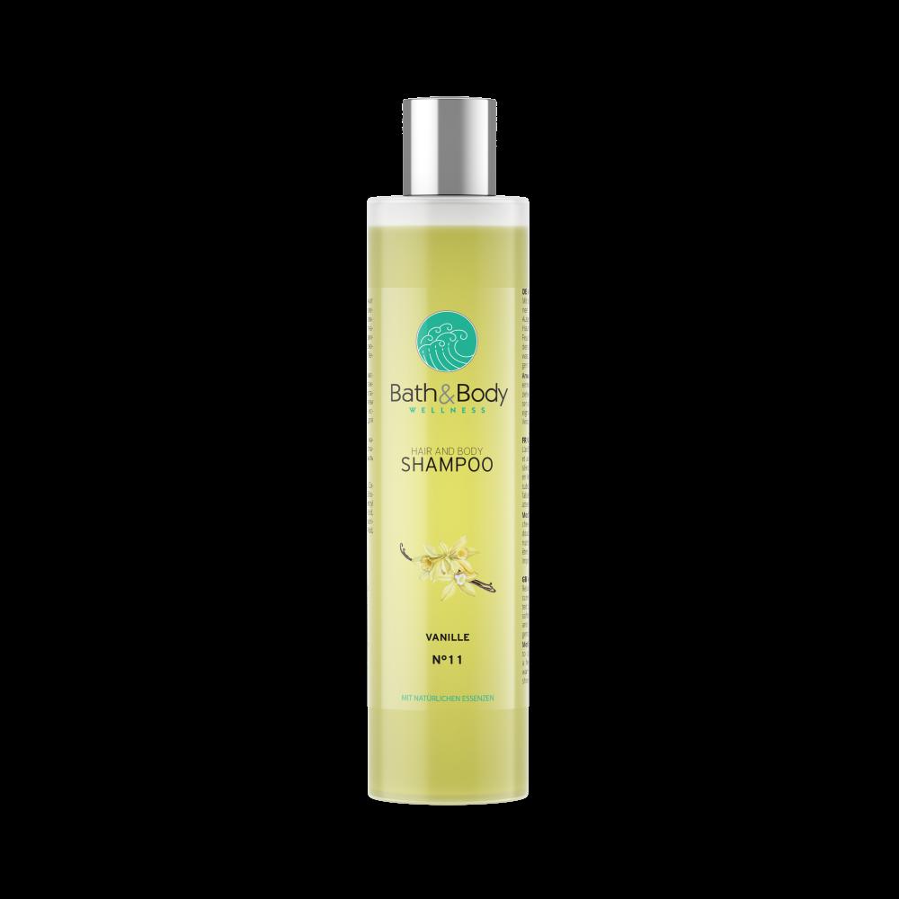 Шампунь для волос и тела Bath&Body Vanille 150 мл