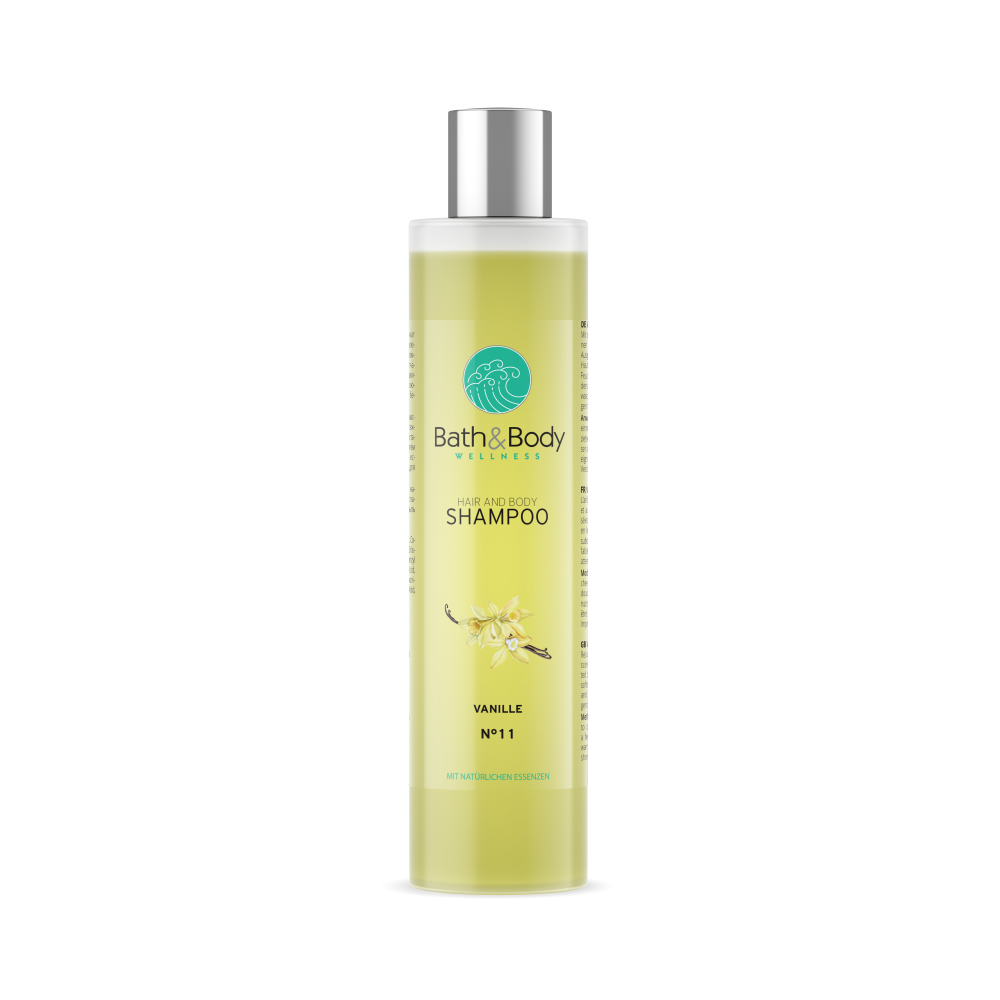 Шампунь для волос и тела Bath&Body Vanille 250 мл