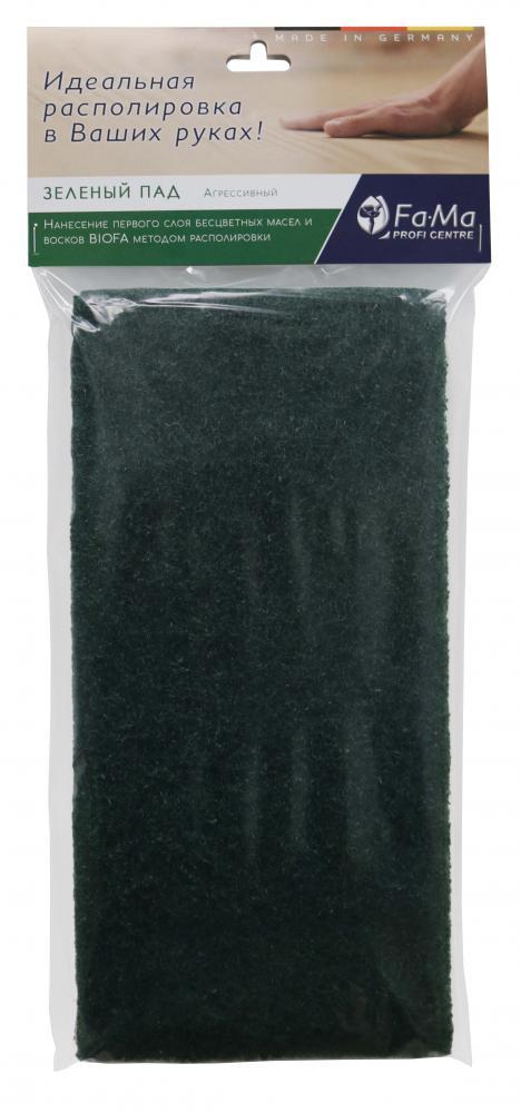 243031000-FPC Пад зеленый в блистере, толщина 22 мм, 120х250мм