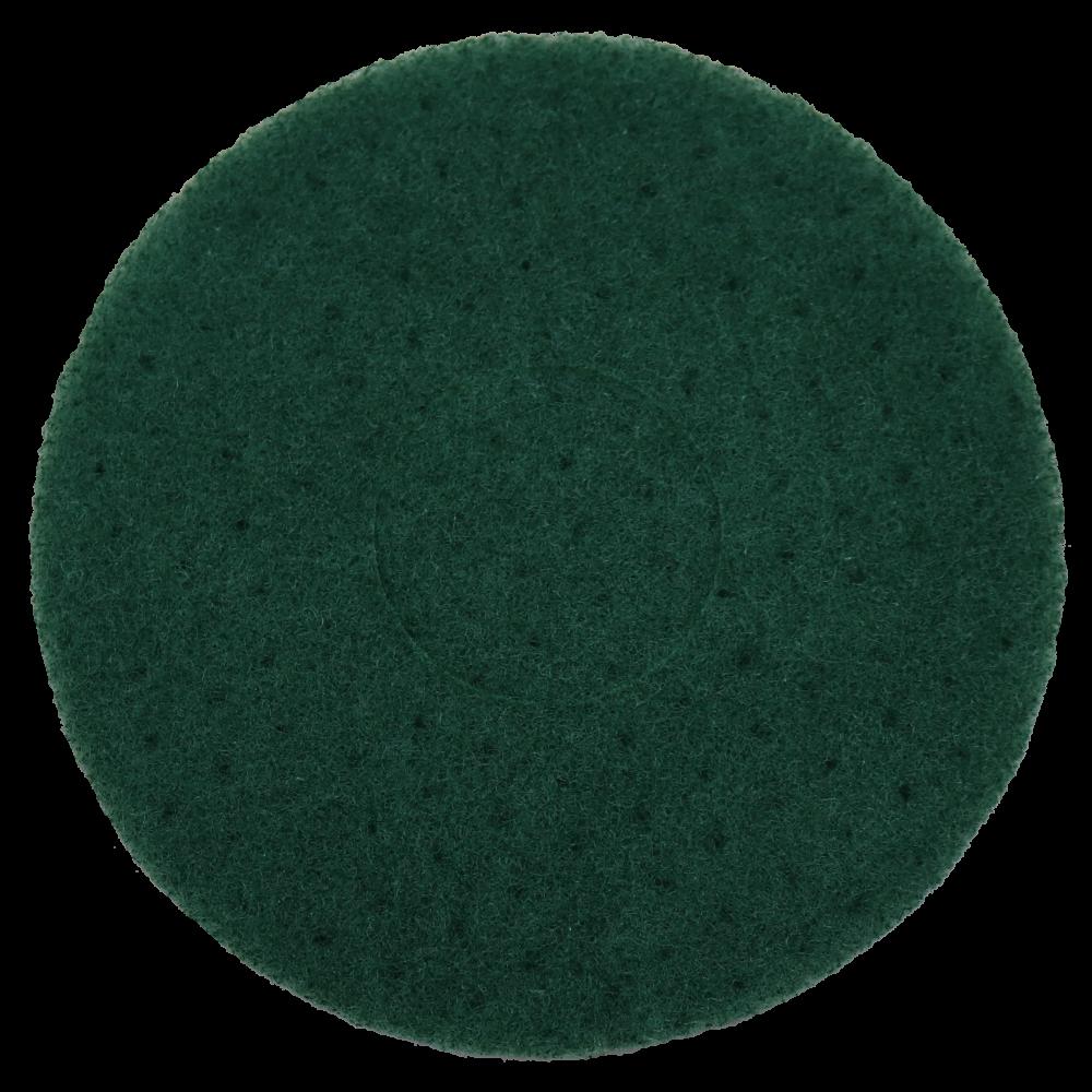 2241271000 Пад зеленый, толщина 10 мм, D150мм