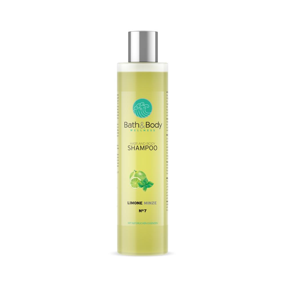 Bath&Body Shampoo Limone Minze, 250 ml
