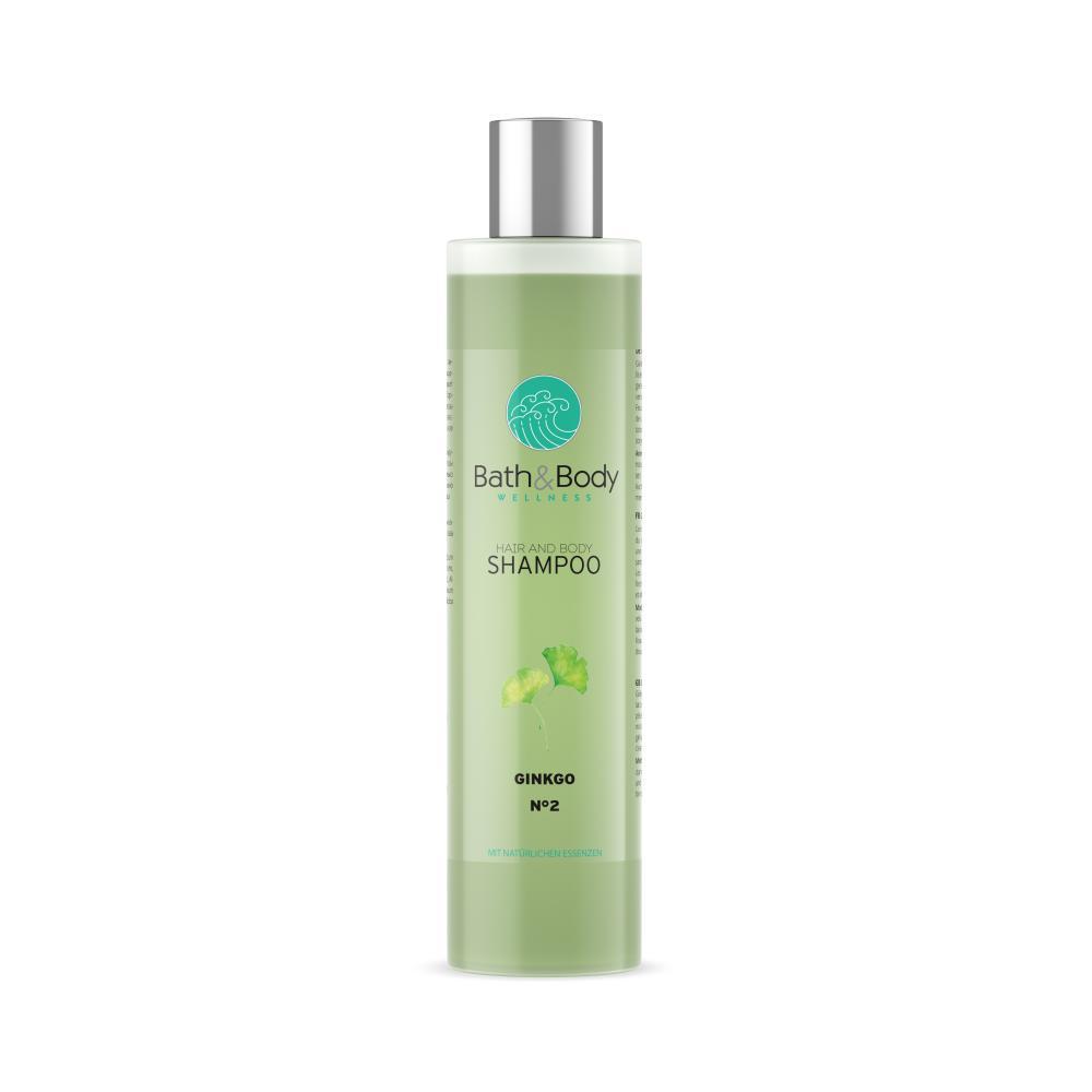 Bath&Body Shampoo Ginkgo, 250 ml