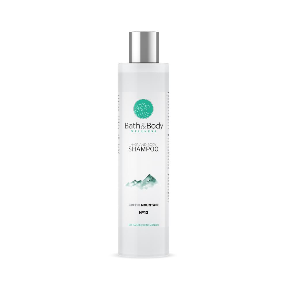 Bath&Body Shampoo Green Mountain, 250 ml