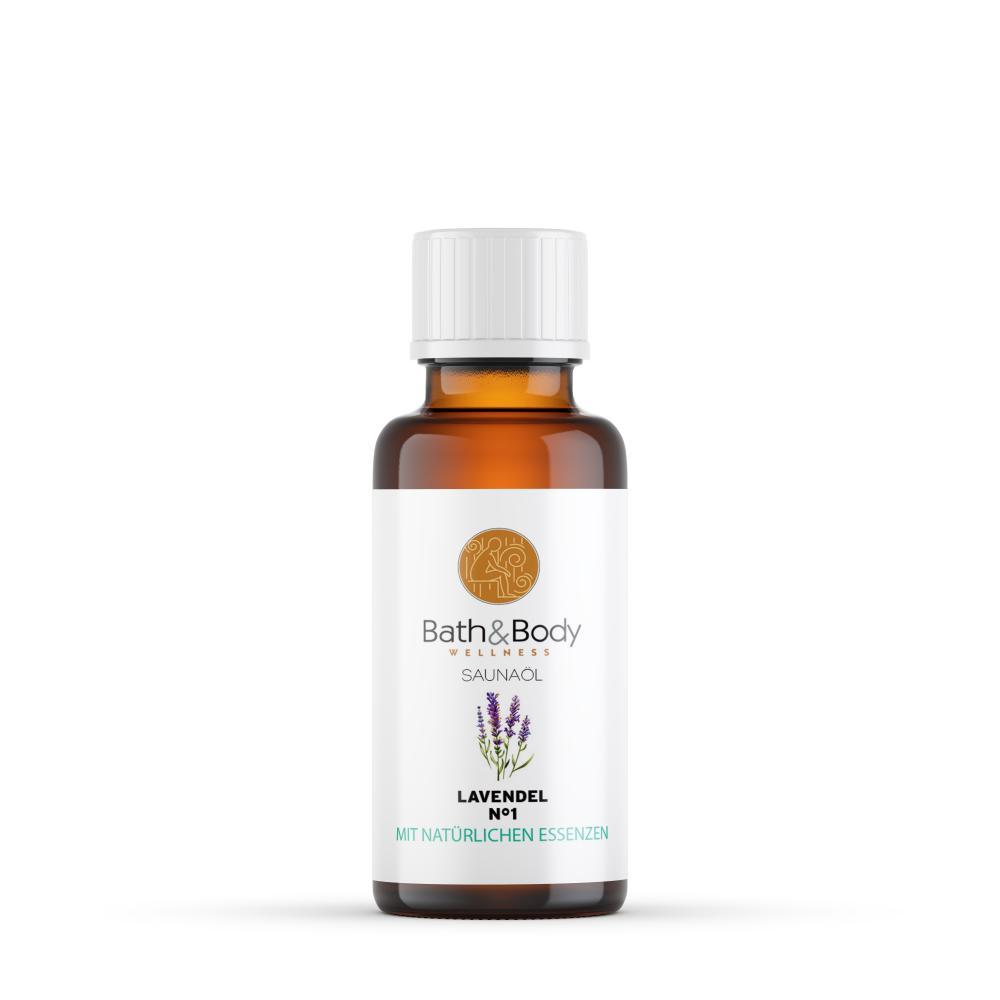 Масло для сауны Bath&Body Lavendel 50 ml