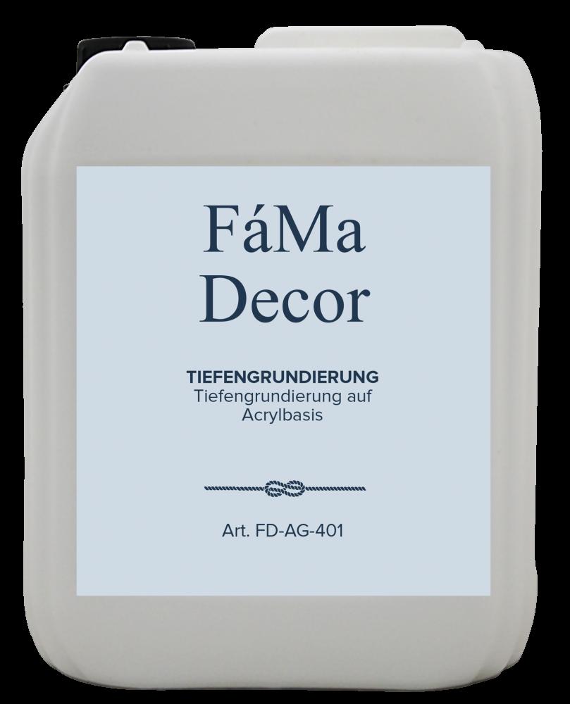 Грунт функциональный акриловый FaMa Decor Tiefengrundierung 5л