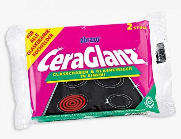 00506112 Abrazo CeraGlanz губка абразивная для керамических плит (2 шт. в упаковке)