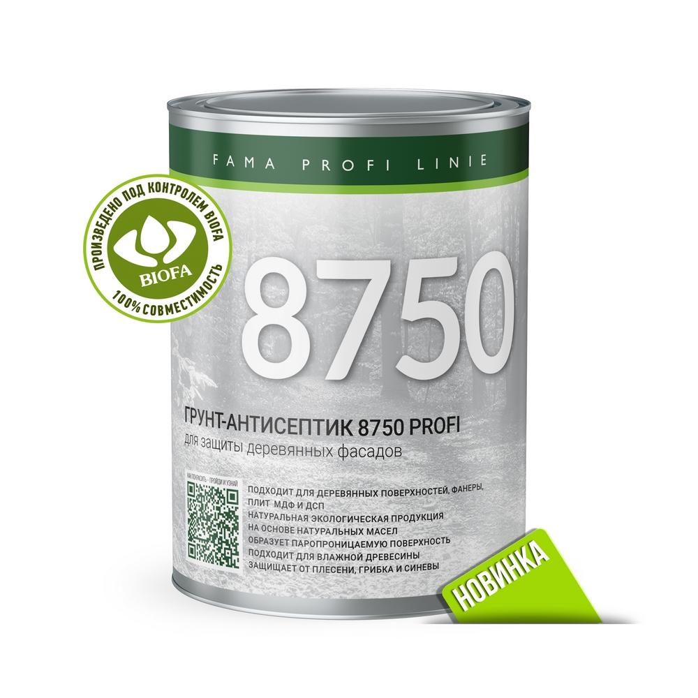 8750 PROFI Грунт-антисептик для дерева