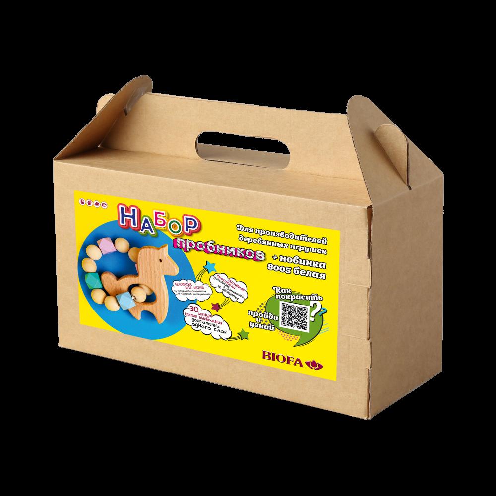 8005 01 51 BIOFA Набор для производителей деревянных игрушек