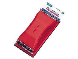 818803 SB Шлифовальщик ручной с зажимом, сетки 165 x 87 mm