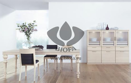 Деревянная мебель масла BIOFA