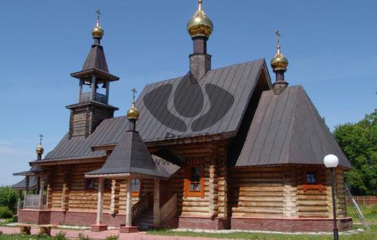 Деревянные храмы
